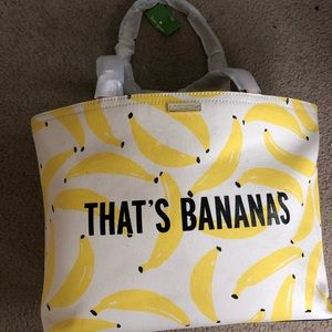 That's bananas kate spade tote